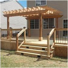 free standing patio cover. Deck Pergola Free Standing Patio Cover
