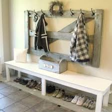 Front Door Bench With Coat Rack Unique Benches For Foyer Storage And Organization Ideas I Love 91