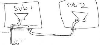 wiring 2x 4 pole speakon connectors speakerplans com forums how to wire speakon to 1/4 at Speakon Connector Wiring Diagram