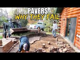 diy pavers. Wonderful Diy How NOT To Build With Pavers Why They FAIL DIY Your Own Successful Paver  Project In Diy Pavers 1