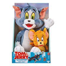 Tom & Jerry Plush Bundle: 12