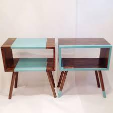 Mid Century Modern Furniture, Mid-century Bedside Table, Nightstands, Retro  Nightstand, Coffee Table, Side Table, End Table, Painted Table
