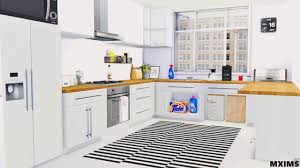 Kitchen Counters Sims 4