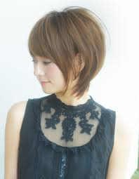 ひし形ボリュームショートヘアyr 285 ヘアカタログ髪型ヘア