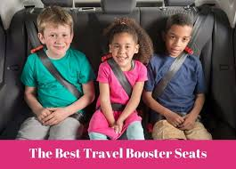 Baby Car Seat Chart The Best Car Booster Seats For Travel Mum On The Move