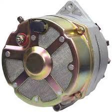 starter omc engine marine 5 0 5 8 92 96 volvo penta inboard new 105 amp delco marine alternator mercruiser 1 wire