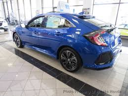 2018 Honda Civic Hatchback EX CVT - 17494600 2