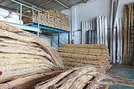 Africa Trading has been importing cane/rattan raw materials from the East  into South Africa