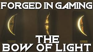 Light Bow Botw Forged In Gaming Bow Of Light Botw