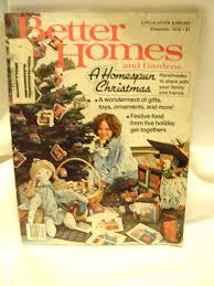 better home and garden magazine. Better Homes And Gardens December 1978 - A Homespun Christmas Home Garden Magazine I