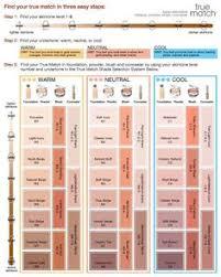 Foundation Matrix Chart 67 Best Foundation Shade Images Foundation Makeup