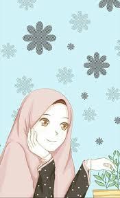 Tentu saja tema acara halal bihalal memang telah banyak dicari oleh orang di internet. Stiker Kartun Muslimah