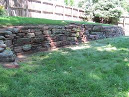 Small Picture Dry Stack Moss Rock Wall in Louisville CO by Glacier View