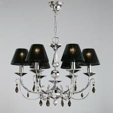 curtain lovely silk chandelier shades 21 small cream red and black lamp silver grey square light