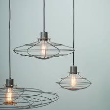 pendant lighting industrial style. Pendant Lamp / Industrial Style Metal Transparent RADIO By Francis Cayouette Watt A Lighting