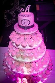 Sweet 16 Bree I Love The Idea Of Cupcakes Instead Of A Cake