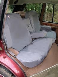 range rover classic 4 door rear waterproof sand seat cover set da2804sand