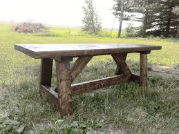 Rustic Providence Entry Bench