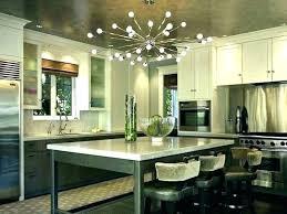 breakfast nook chandelier farmhouse kitchen