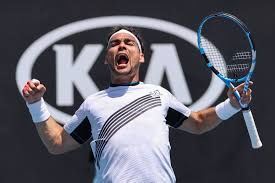 Fognini fights from two sets down to edge Opelka at ...