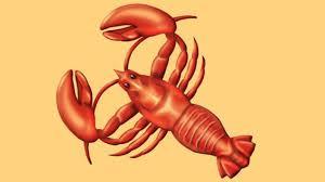 Lobster emoji gets 2 more legs ...