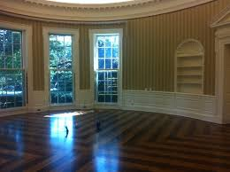 oval office furniture. The Oval Office Without Any Furniture N