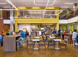 restaurant unions liberty university montview student union dining vmdo architects