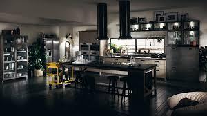 Infinity Kitchen Designs Cucina Diesel Social Kitchen Industrial Kitchen Design Ideas With