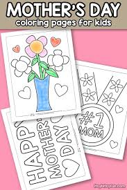 Print out our mother's day colouring pages as a special activity for mother's day. Mother S Day Coloring Pages Itsybitsyfun Com