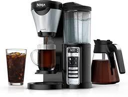 No one tests coffee makers like we do. Ninja Ce200c Ninja 12 Cup Programmable Coffee Brewer Small Black