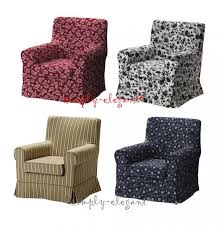 ikea cover rp jennylund chair armchair slipcover assorted colors patterns