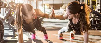 high five 5 move buddy workout
