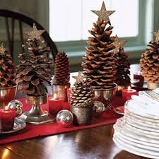Cheap Christmas Table Decoration Ideas Interior Design