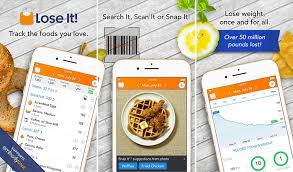 lose it weight tracking iphone and ipad app screenshot