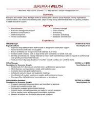 resume sample of office manager best office manager resume example livecareer office manager resume examples