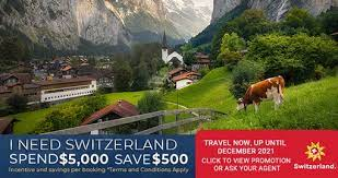 Please note that your policy automatically extends to provide cover if anyone named on the policy is unable to return home due to injury, illness or a public transport delay. Switzerland Vacations Tours Travel Packages 2021 22 Goway