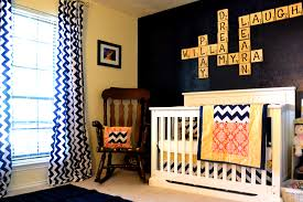 ... Cute Picture Of Black And White Baby Nursery Room Design And Decoration  Ideas : Divine Picture ...