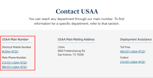Usaa was established in 1922. Usaa Phone Number Best Way To Contact Usaa Directly