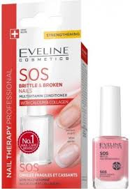 Eveline Sos Nail Therapy Nejrychlejšícz