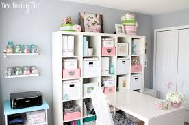 craft office ideas. Home Office Craft Room Ideas Stylish Idea Ikea Furniture Makeover Reveal With Kids