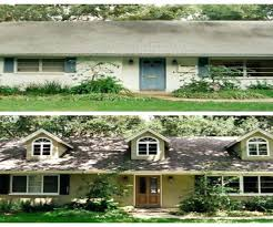 Home Exteriors Before And After Style Awesome Ideas