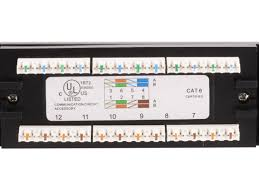 cat patch wiring diagram cat image wiring diagram cat6 patch panel 110 type 24 port 568a b compatible monoprice com on cat6 patch wiring