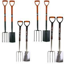 ebay farm and garden. garden shovel border edging farm carbon stainless steel tools spade fork digging ebay farm and garden d