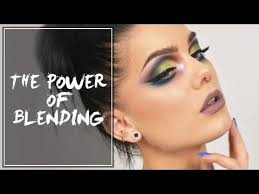 the power of blending with kvd mi vida loca remix palette linda hallberg make up tutorials