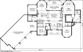 awesome large ranch house plans new home design