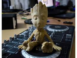 Baby Groot by Byambaa - Thingiverse