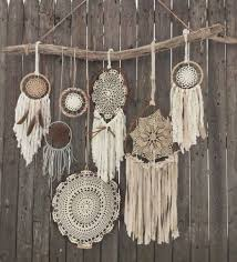How To Make An Indian Dream Catcher Impressive Doily Dream Catchers The Best Ideas The WHOot