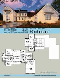 modern farmhouse floor plans. Modern Farmhouse Floor Plans Luxury 1 2 Story House Plan I
