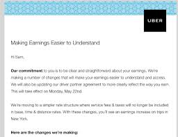 Uber Quote Fascinating Uber Responds To Claims It Charges What 'you're Willing To Pay'