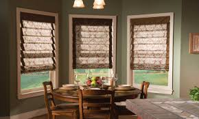 Patterned Blinds For Kitchen Roman Blinds In Kitchen Minipicicom